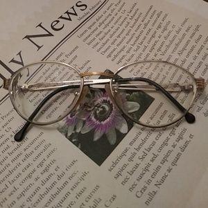Fendi Wire Frame Eyewear